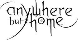 Il Logo di Anywhere But Home