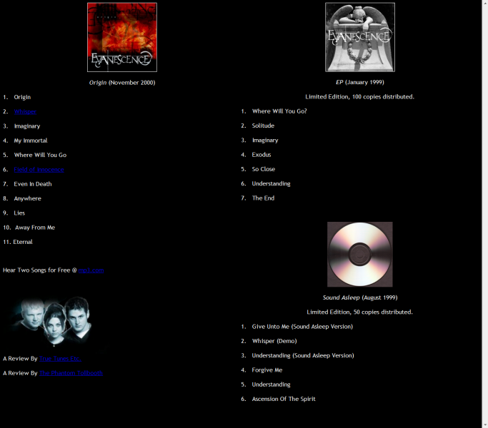 File:Evanescence discography @ bigwig 2.PNG